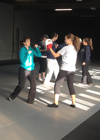 About Our Free Women's Self Defense Program In Boston